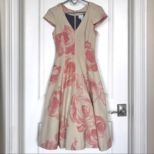Tracy Reese floral dress